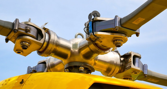 Reduced Rotor Vibration